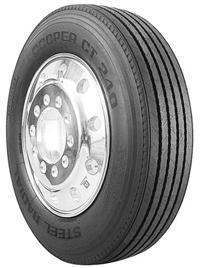 CT 240 Steel Radial Tires